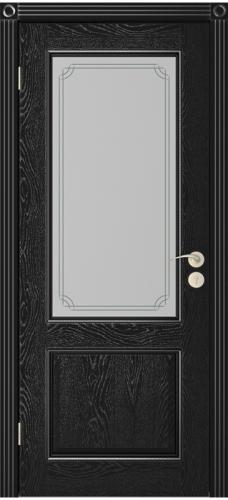 Шервуд-3 ДО, черная эмаль